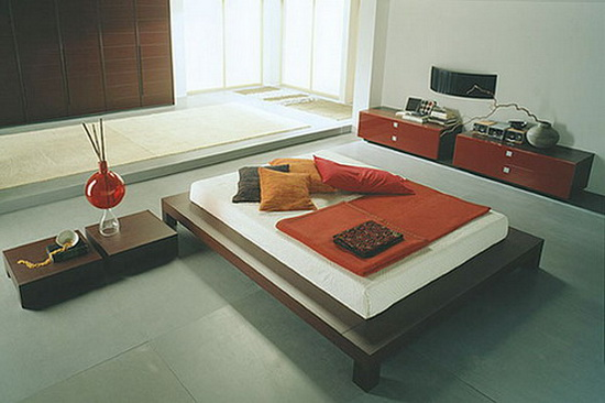 Japan Bedroom Design ideas