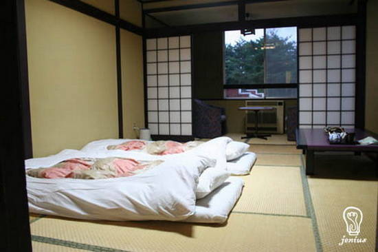 Japan Bedroom Design