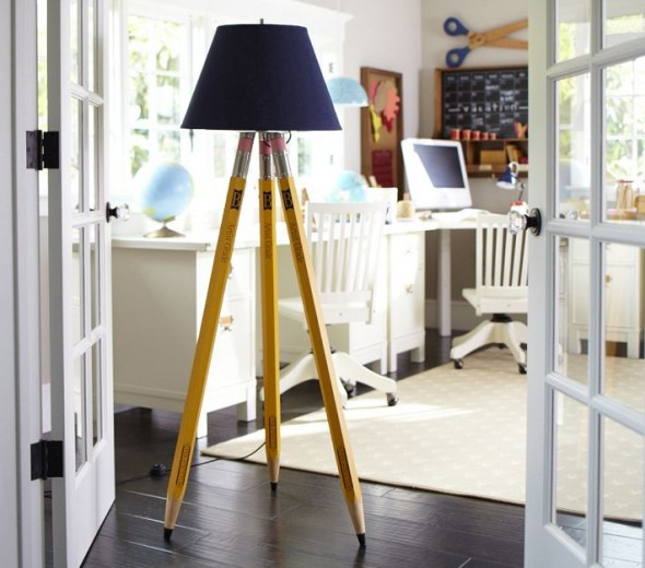 Pencil Floor Lamps