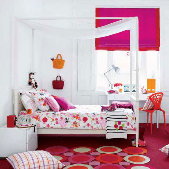 Pink Girls Bedroom Design Ideas from Interior Designing rugs