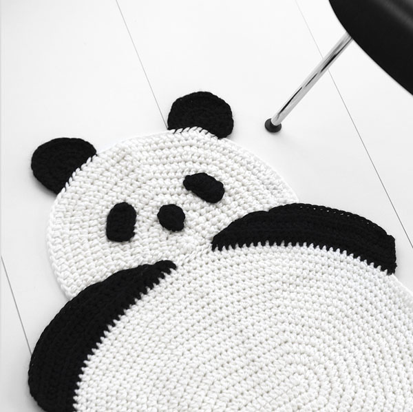 Bear Rugs and Floor Coverings