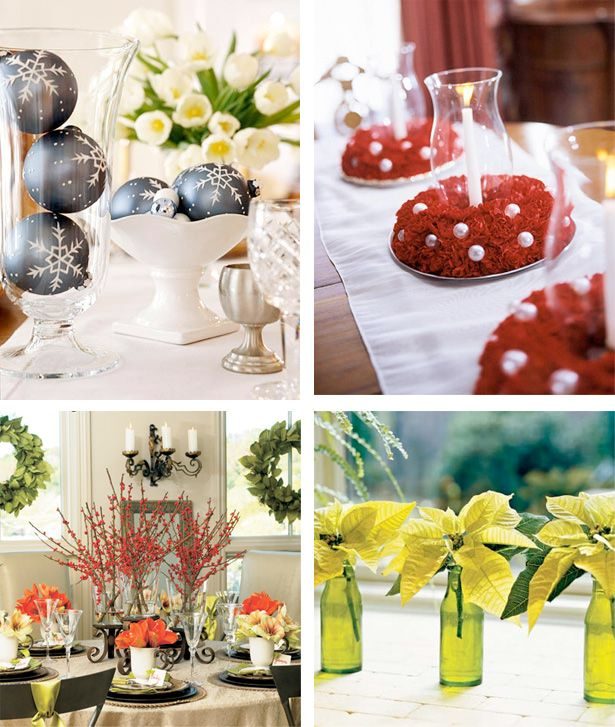 Table Decorations For Christmas Day ideas01