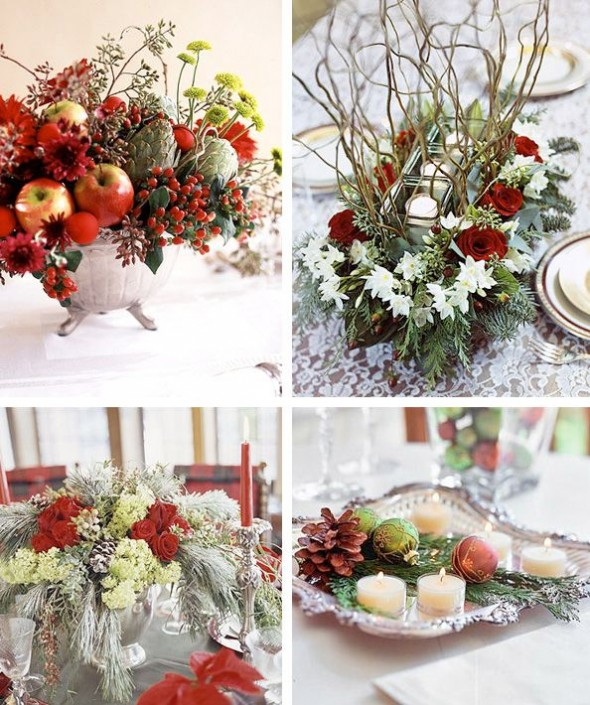 Table Decorations For Christmas Day ideas02