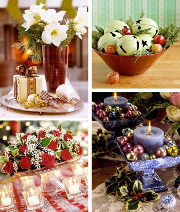 Table Decorations For Christmas Day ideas04