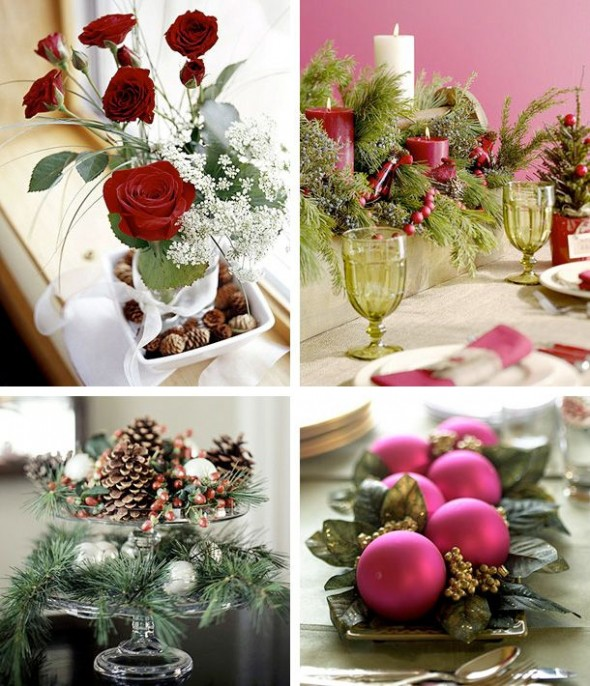 Table Decorations For Christmas Day ideas07