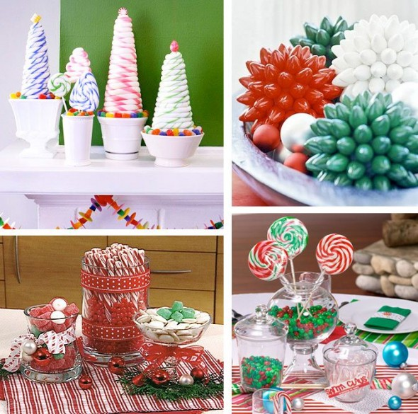Table Decorations For Christmas Day ideas09