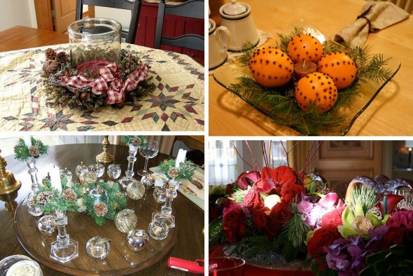 Table Decorations For Christmas Day ideas10