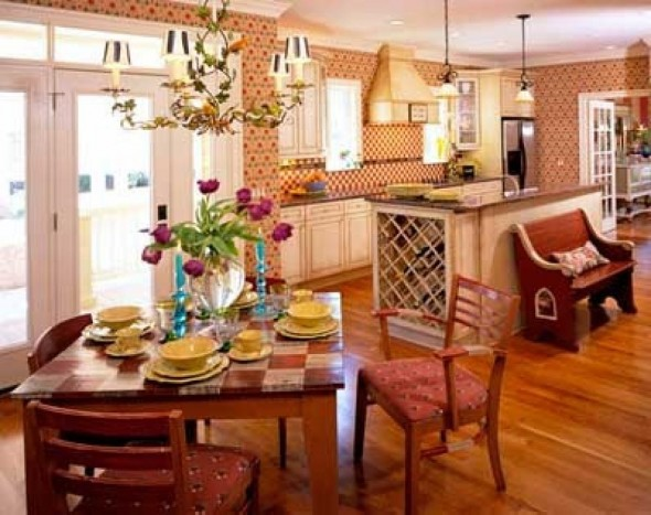 Living Room Country Home Decorating Image : Pictures & Photos | High ...