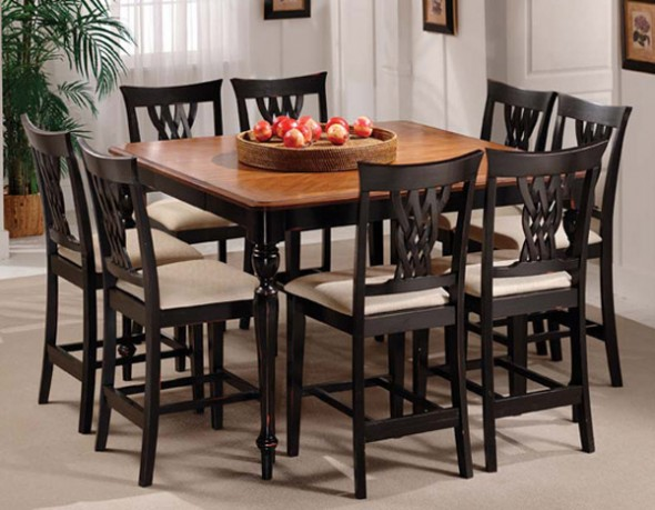 cozy dining room chairs