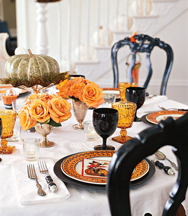 halloween centerpiece ideas