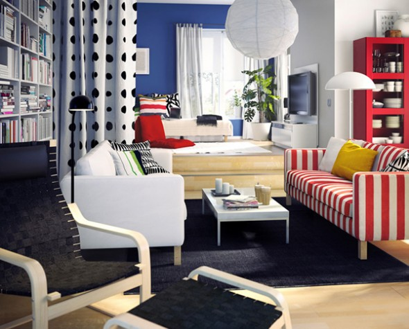 how to choose living color schemes