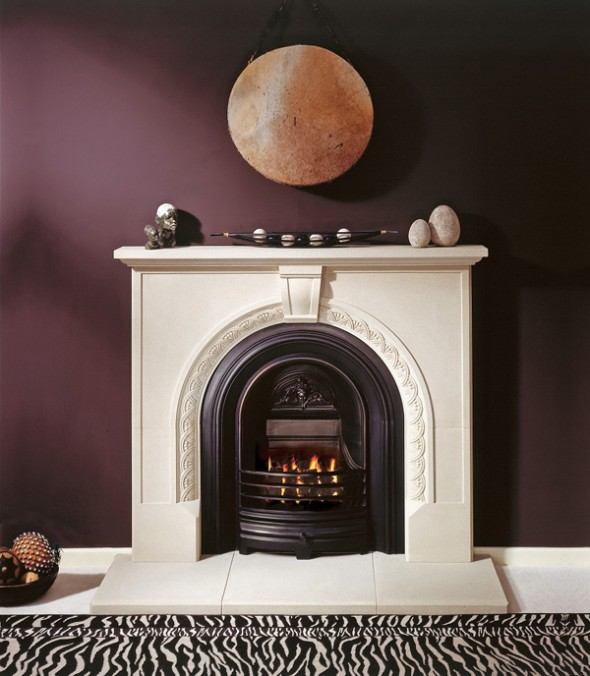how to decorate mantle fireplace