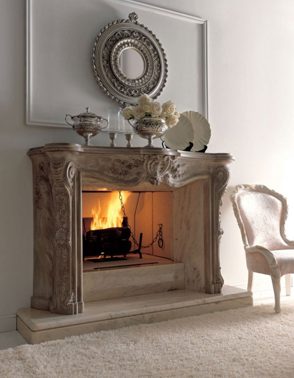 how to decorating mantle