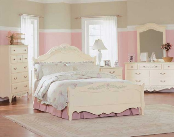 modern Girls Bedroom Design Ideas from Interior Designing