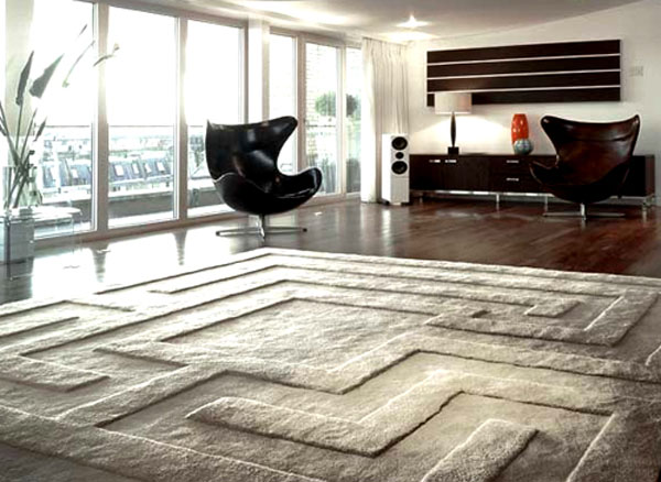 modern creative rugs interior design Image Pictures Photos