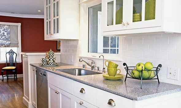 small compact kitchens