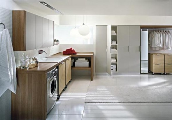 ultimate laundry room design