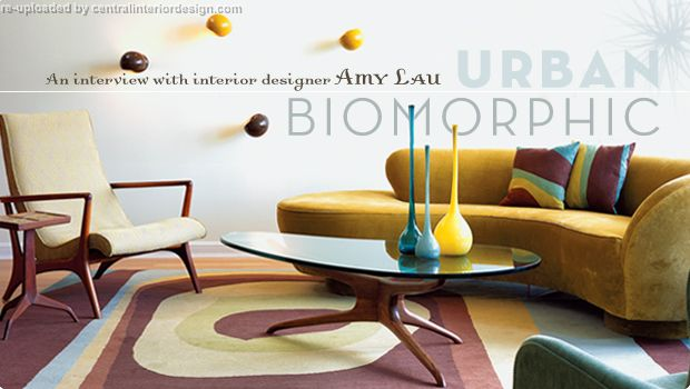 Amy Lau Urban Biomorphic