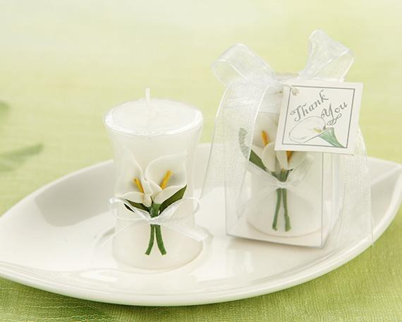 Asian Candle Favors Design1
