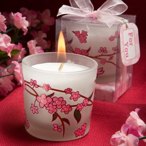 Asian Candle Favors Design2