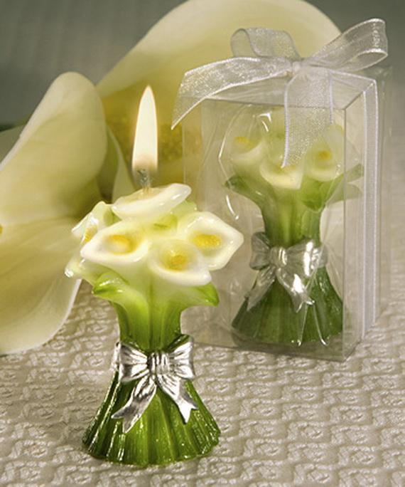 Asian Candle Favors Design9