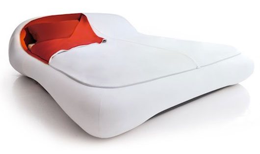 Bed Design by Letto Zip Designer1