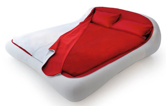 Bed Design by Letto Zip Designer3