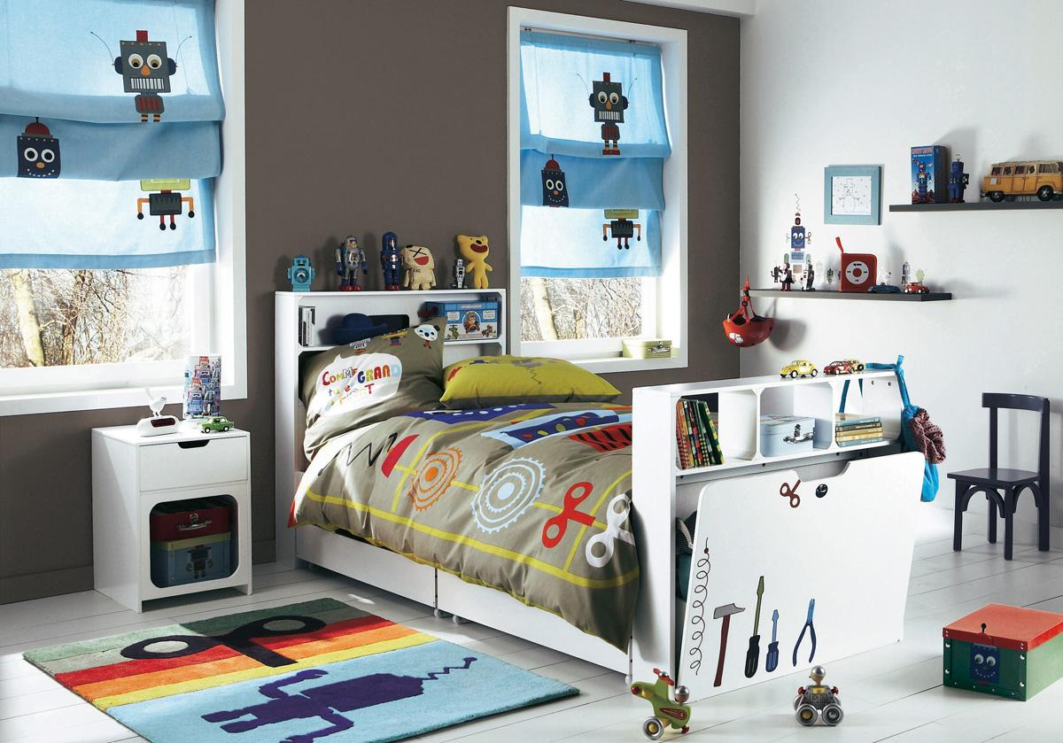 Childrens bedoom Decorating Design Ideas From Vertbaudet1