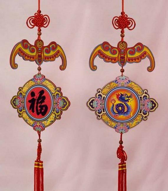 Chinese New Year Decoration Accessories Ideas11