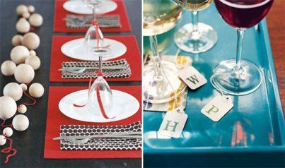 Christmas Dining Table decorating ideas16