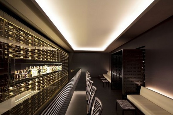 Comfortable Dim Sum Bar Design