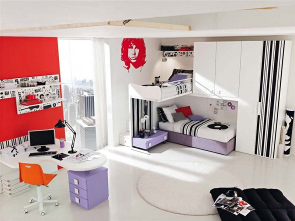 Contemporary Bedroom Set and Design1