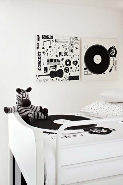 Contemporary Bedroom Set and Design6