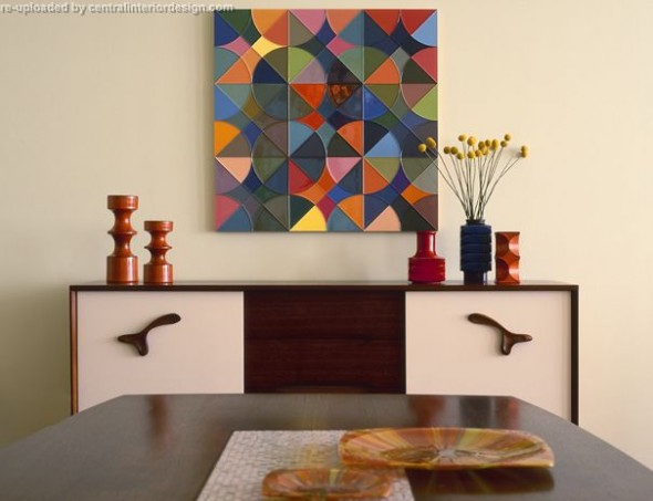 Dining Room by Amy Lau Designer