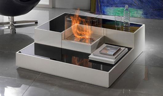 fontana forni fireplace decorative ideas1 - Decorative Fireplace