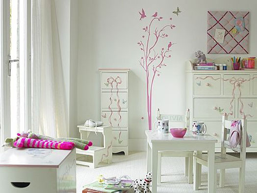 Garden of wall sticker for Bedroom