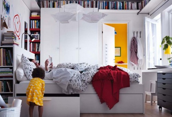 IKEA Bedroom Designs for 2012