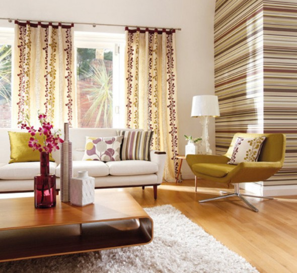 Interior Decorator living room remodeling