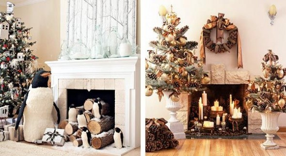 christmas decorating ideas indoor