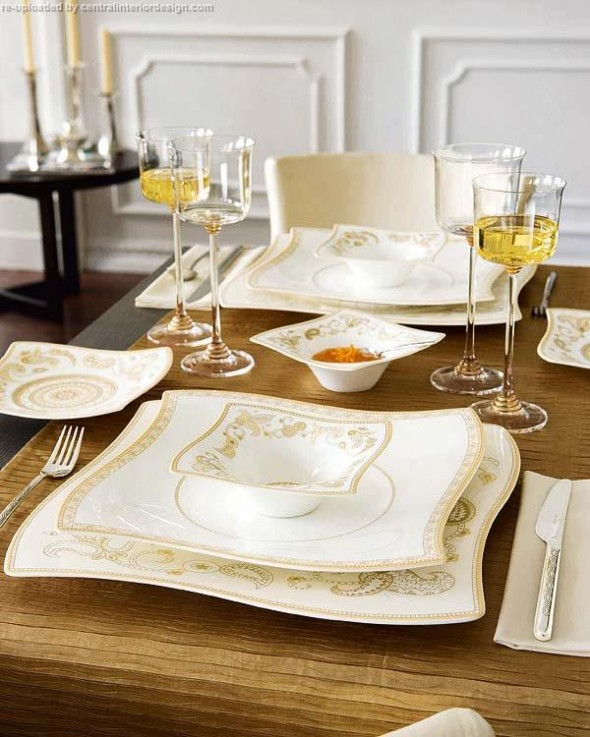 decorating the Christmas table ideas6