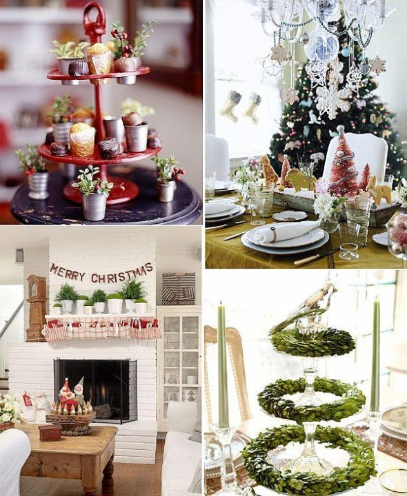 24 gallery decoration of christmas kitchen items home decorating
