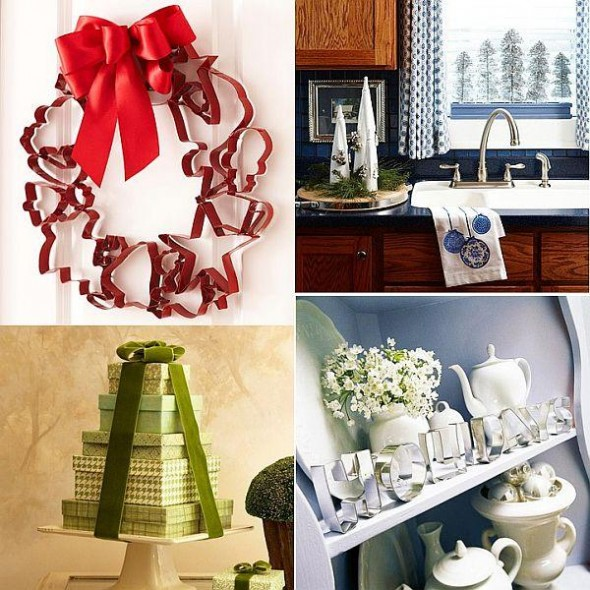 decoration Christmas kitchen items all4