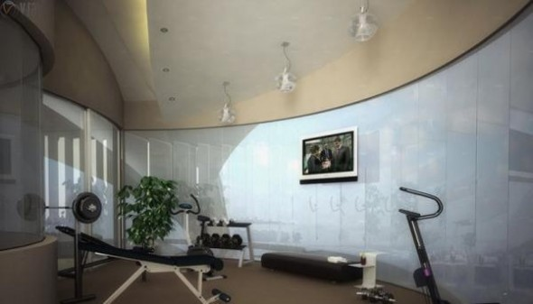 home gym design ideas10