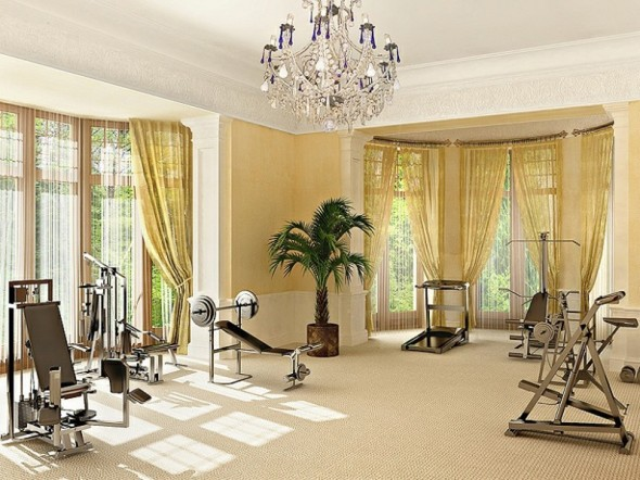 home gym design ideas2