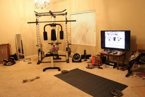 home gym design ideas8