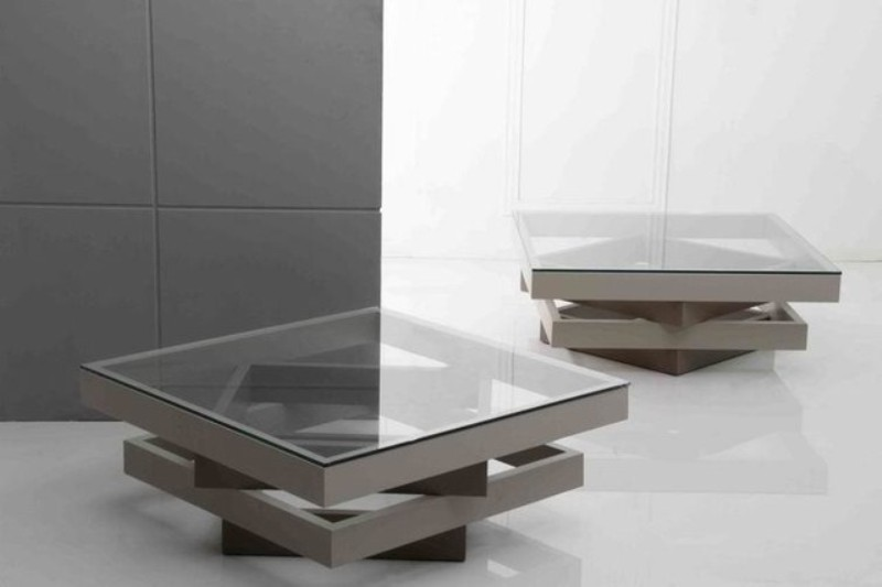 Elegant DIP Coffee Tables