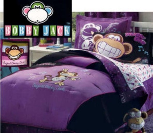 bobby jack bedroom purple