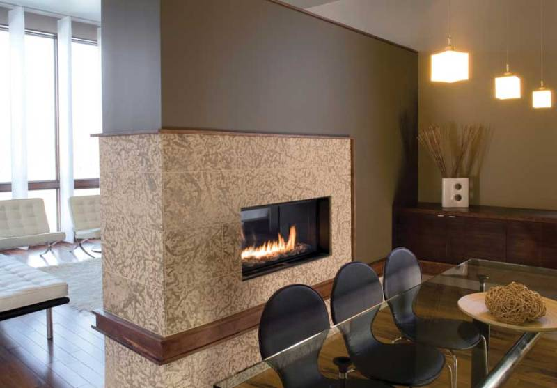 fireplace models with modern styles