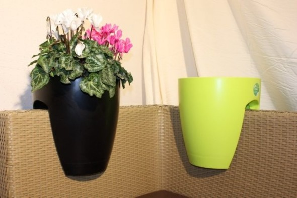 Greenbo Modern Balcony Planters Stylish