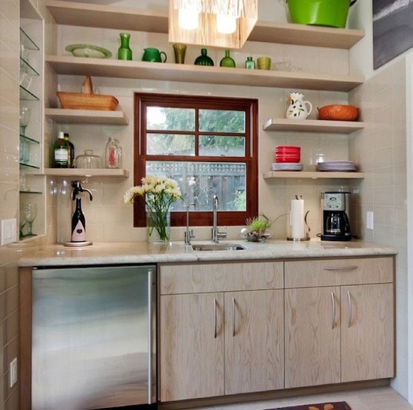 Create a functional and beautiful kitchen